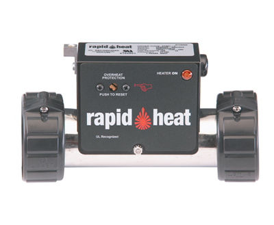 RapidHeat Inline Heater